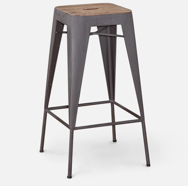 Bar stool by Tolix