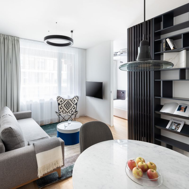 Two bedroom apartment by the River Danube