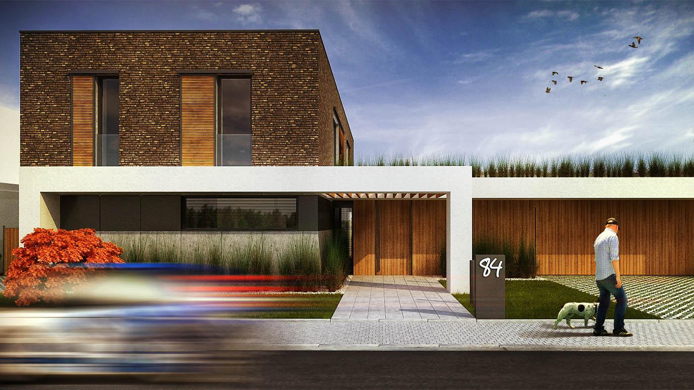 Ako ušiť projekt domu v Rakúsku priamo na mieru